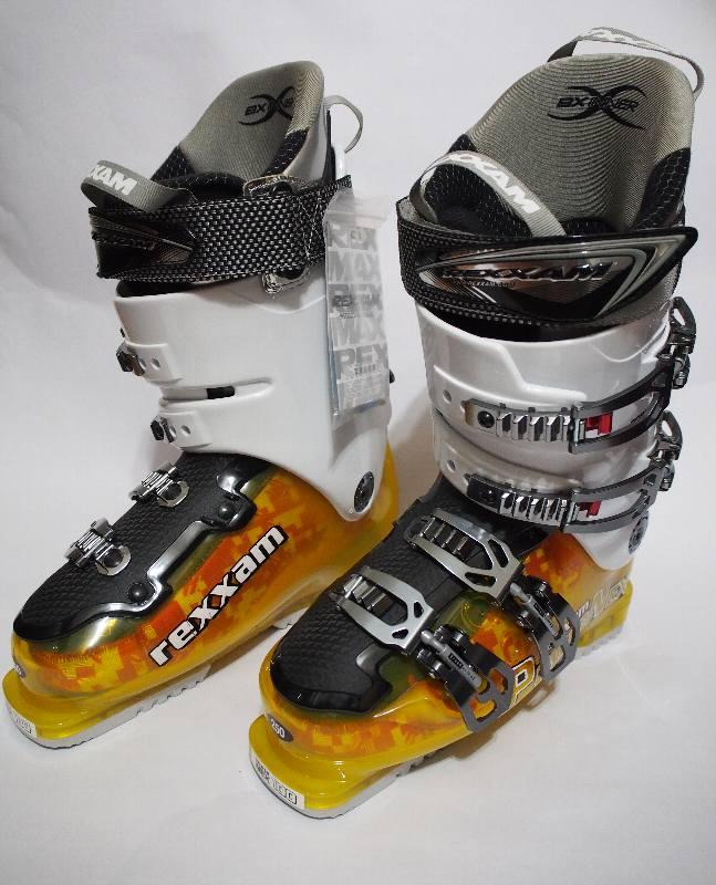 スキーブーツ Rexxam 歩行モード
