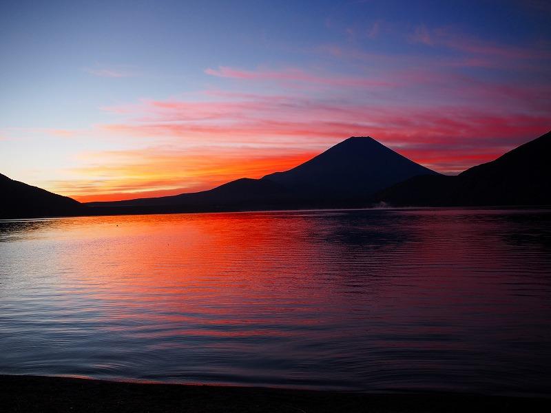 本栖湖カヤック