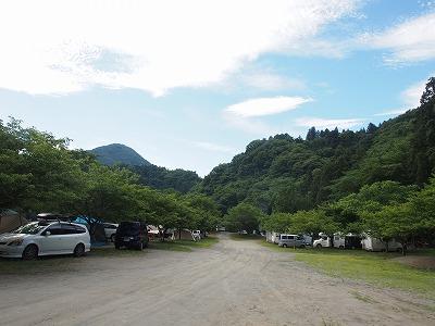青野原オートキャンプ場1