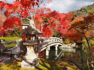 永観堂の橋