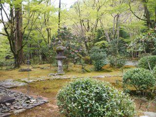 石水院庭園